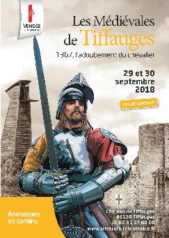 29 et 30 septembre 2018 à Tiffauges