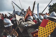 TIFFAUGES 1369 L'APPEL AUX ARMES